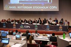 Preparations for Stockholm Convention COP-9 underway