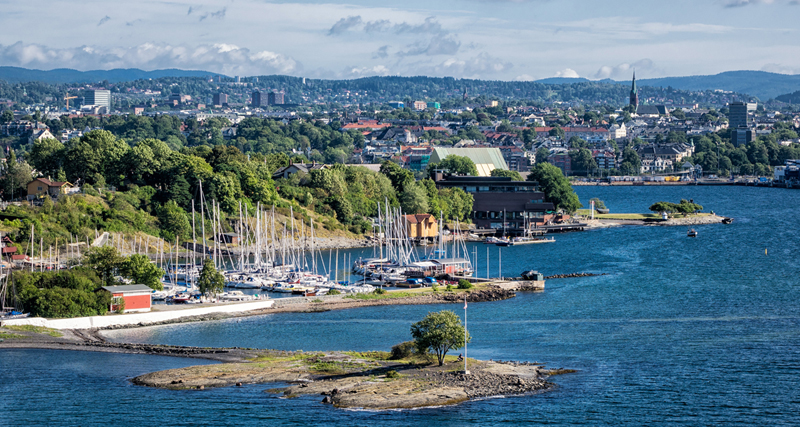 Norway updates its national plan for implementing the Stockholm Convention