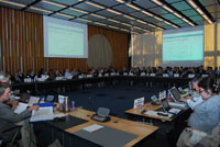 Photo gallery: Fifth meeting of the Persistent Organic Pollutants Review Committee (POPRC5)