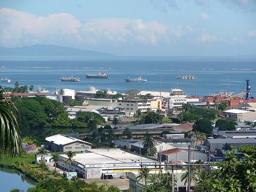 Suva Fiji  city photos : Pacific Suva, Fiji 2011