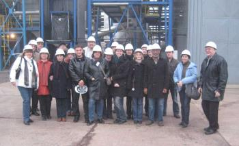 Regional training workshop on PCBs and POPs wastes for the Central and Eastern European region. Bratislava - Slovakia