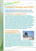Climate Change and POPs